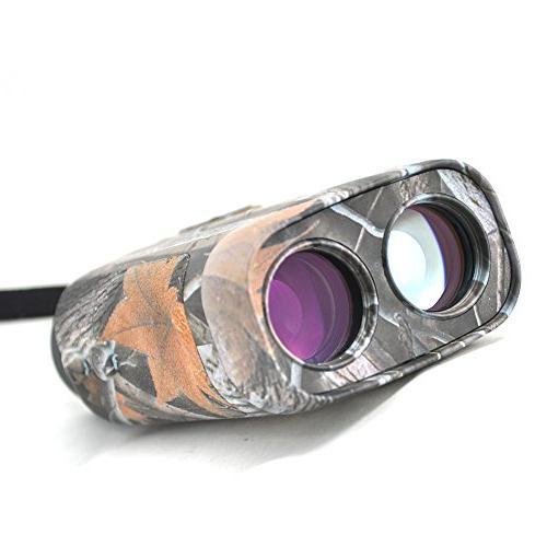 Visionking Range Finder Laser Rain Golf