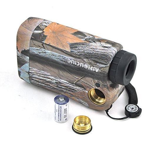 Visionking 6x25 Laser Rangefinder for Rain