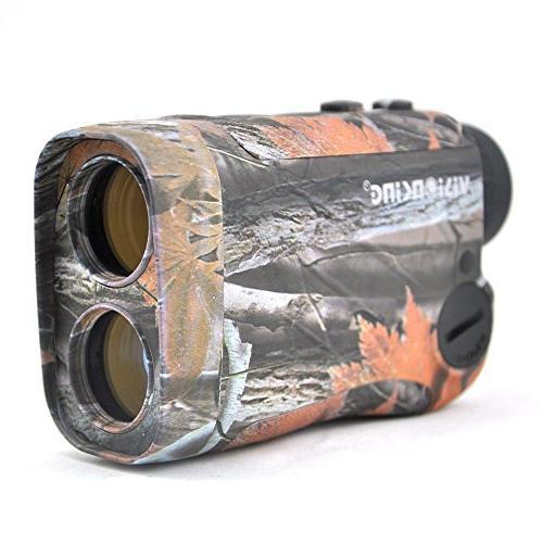 Visionking Range Finder 6x25 Laser Rangefinder for Hunting R