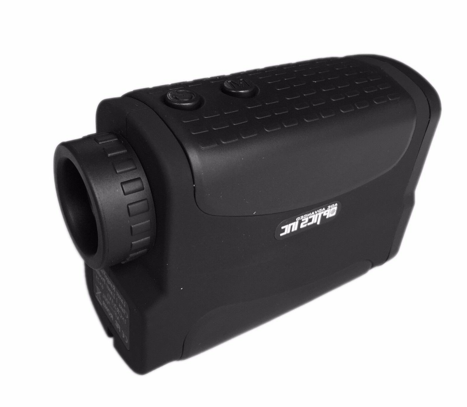 ADE 6x Multifunction Laser Rangefinder Golfscope distance&Sp