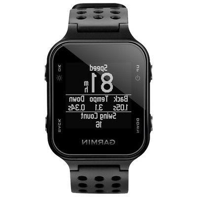 Garmin GPS Watch Black-