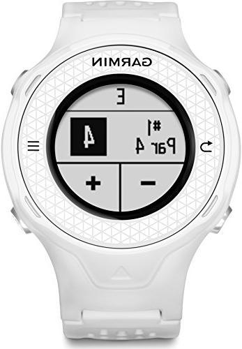 Garmin S4 GPS Golf - White