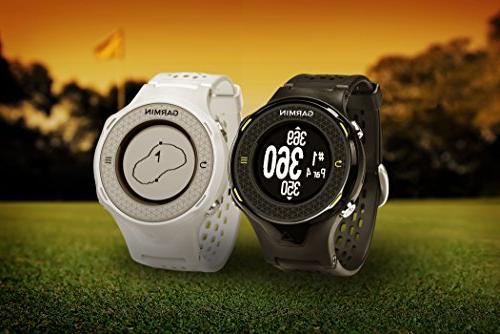 Garmin Golf Watch - White