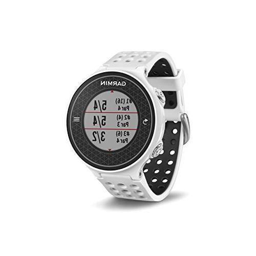 Garmin S6 GPS Watch White