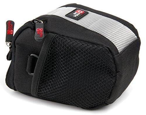 DURAGADGET Zip-Locked Camcorder Carry for Range Finder