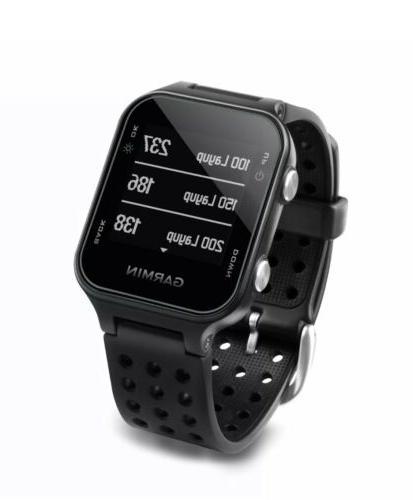 brand new approach s20 gps golf watch