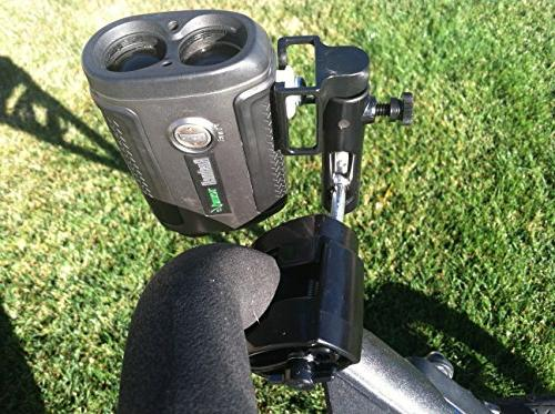 Caddie Buddy Golf Mount/Holder lasers Bushnell