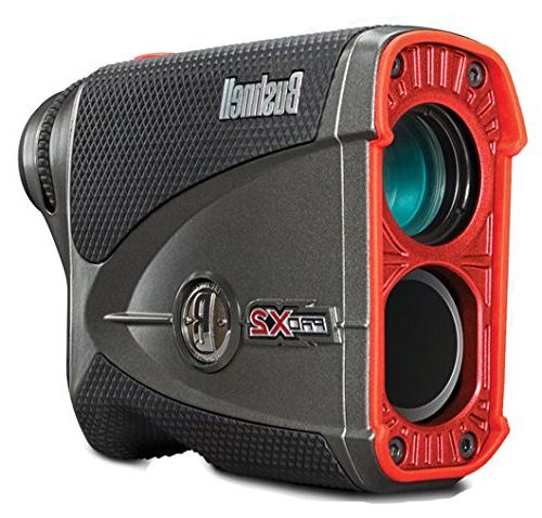 Bushnell X2 Golf Laser Mount Bundle Includes Golf Carrying Case, Magnetic Cart Mount and One Battery
