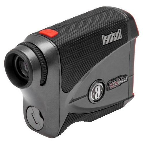 Bushnell Laser | Includes Golf with Carrying Case, Towel CR2 Batteries