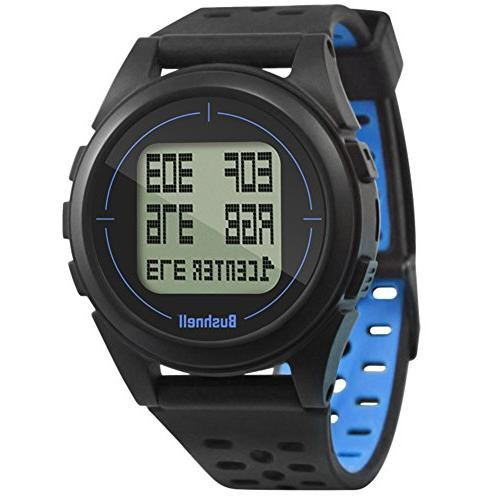Bushnell GPS Watch with PlayBetter Portable Charger | Simple, Golf GPS Watch 36,000+ Courses 2018