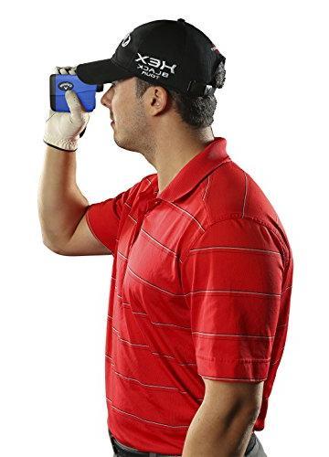 Callaway 200 Golf Bundle   Includes Golf Laser Microfiber Towel CR2 Batteries