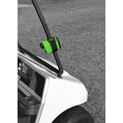 Callaway 250 BUNDLE | Includes Rangefinder with Carrying Case, Magnetic Golf PlayBetter Microfiber Two CR2