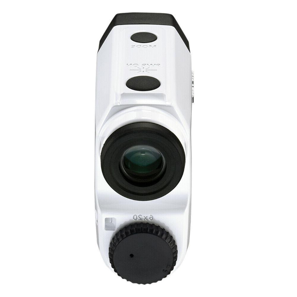 Nikon Golf Laser Rangefinder with 3 CR2 Cloth
