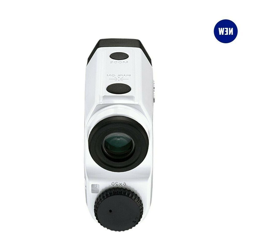 Nikon Coolshot 20 Golf Laser Rangefinder White