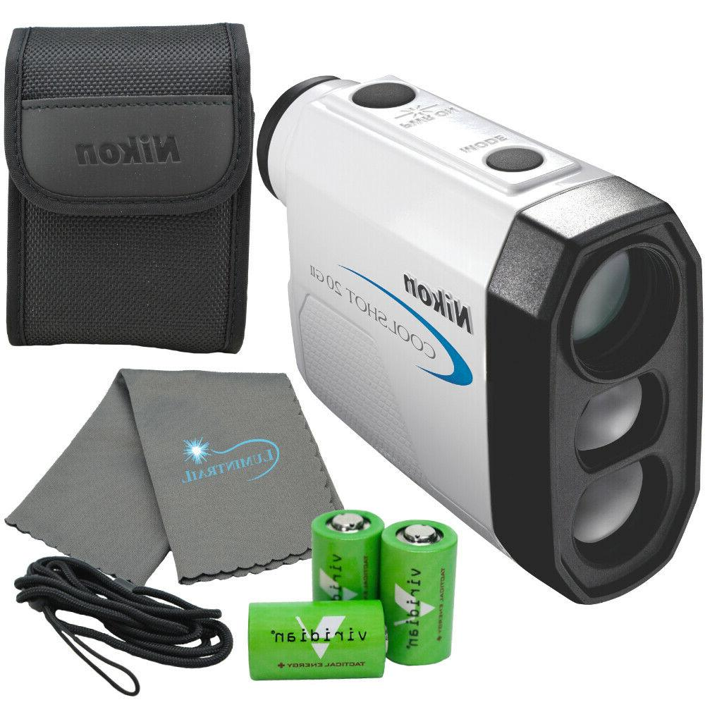 coolshot 20 gii golf laser rangefinder