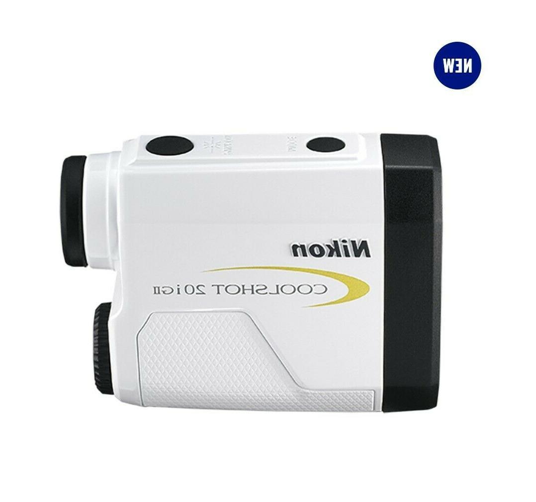 Nikon Coolshot 20I GII Golf Laser