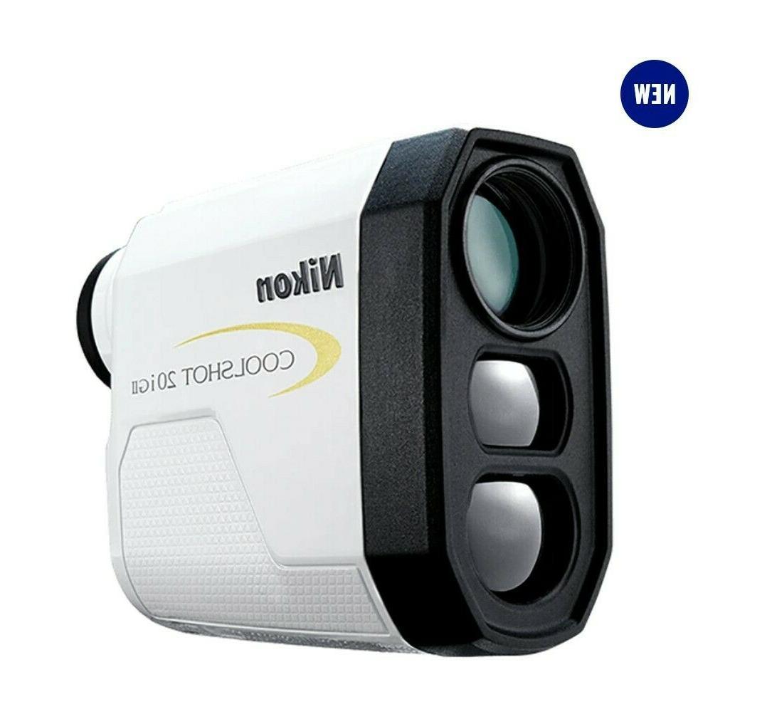 coolshot 20i gii golf laser rangefinder new