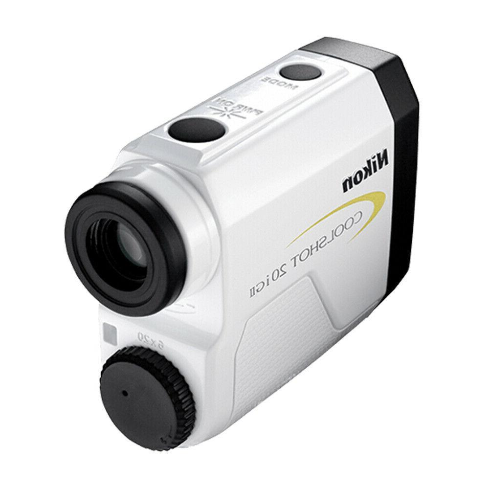 Nikon Golf Laser Rangefinder | Slope-Adjusting | BRAND