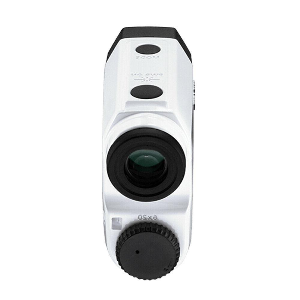 Nikon 20i Golf Laser Rangefinder Slope-Adjusting BRAND