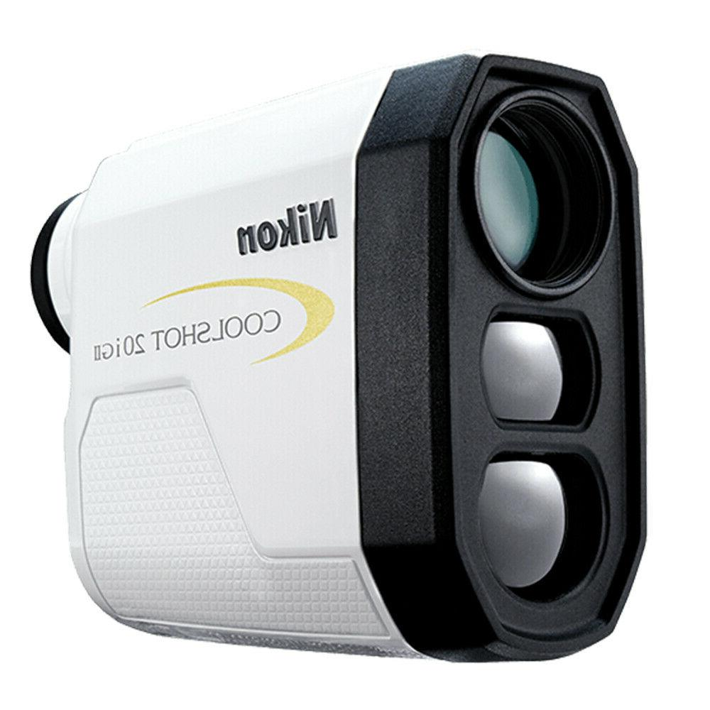 coolshot 20i gii golf laser rangefinder slope