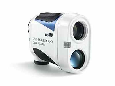coolshot pro stabilized golf rangefinder standard version