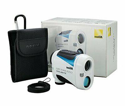 Nikon Coolshot Pro Golf Rangefinder Version