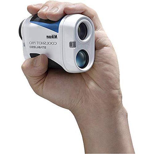 Nikon Pro Stabilized Golf CR2 Battery Ball