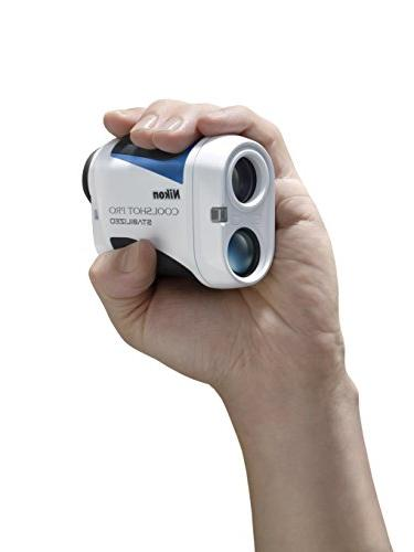 Nikon Stabilized Golf Rangefinder Standard Version
