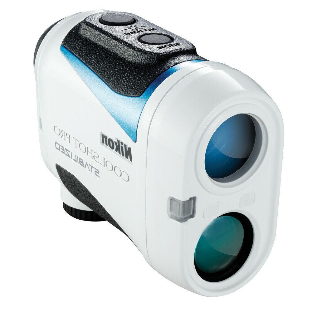 coolshot stabilized golf rangefinder version
