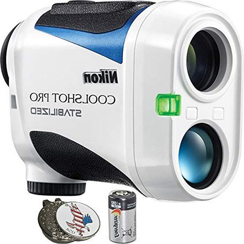 coolshot stabilized golf rangefinder