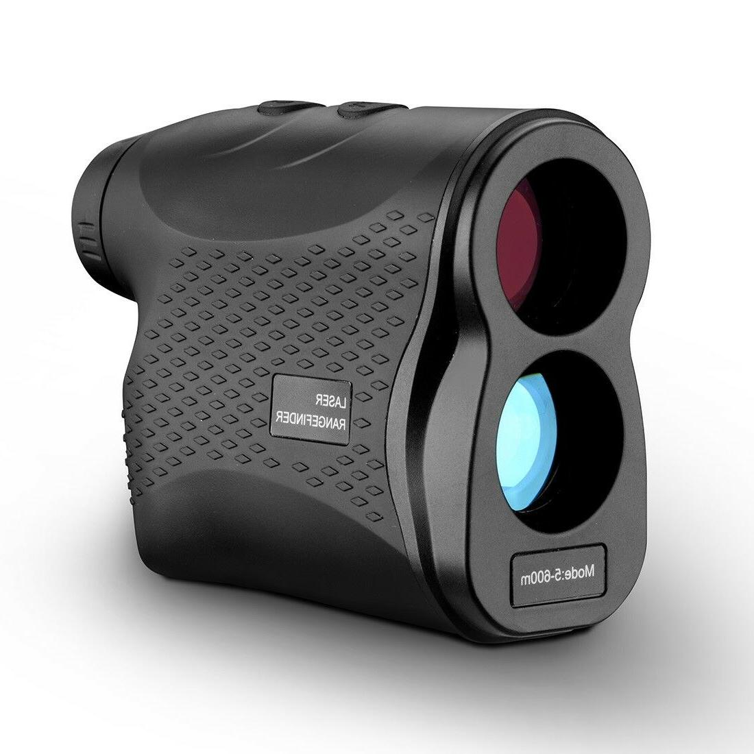 DEKOPRO Hunting Golf Laser Finder Fog , Measurement