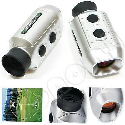 digital 7x golf range finder golfscope scope