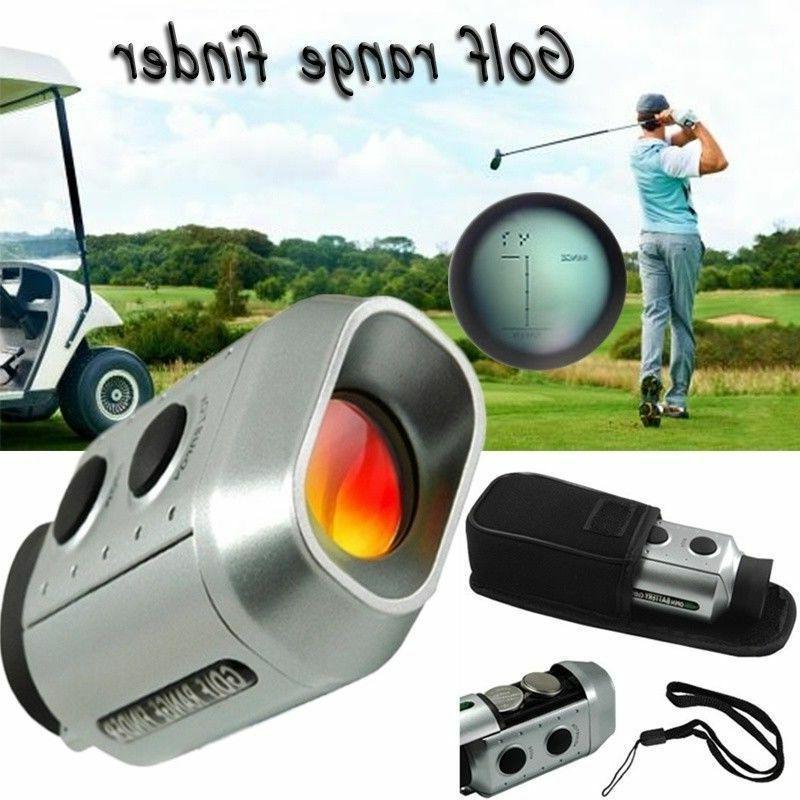 Digital 7x Golf Range Electronic Yards