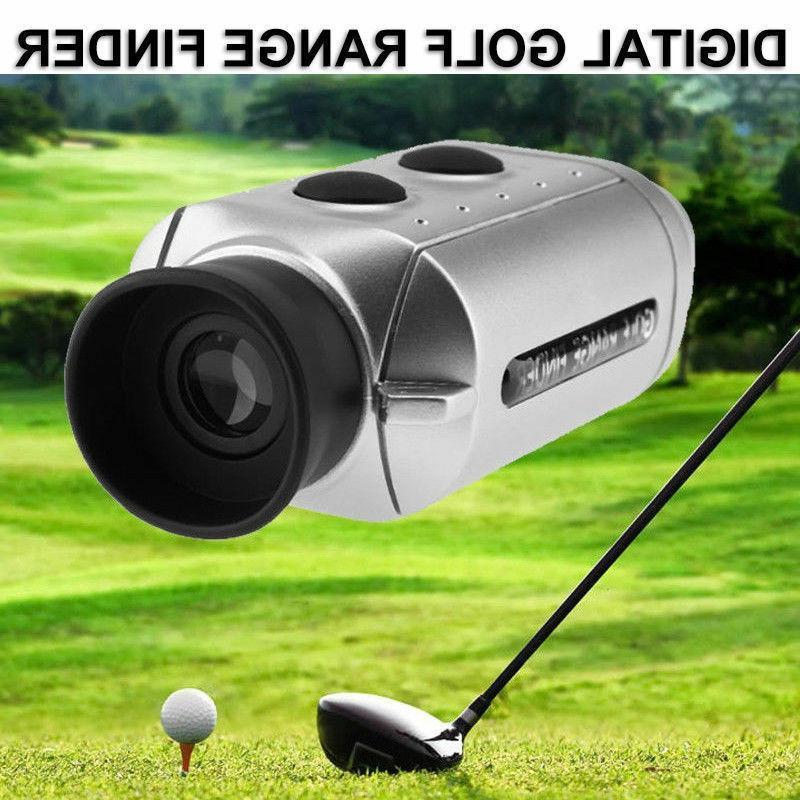 Digital Pocket Golf Range Yards Golfscope