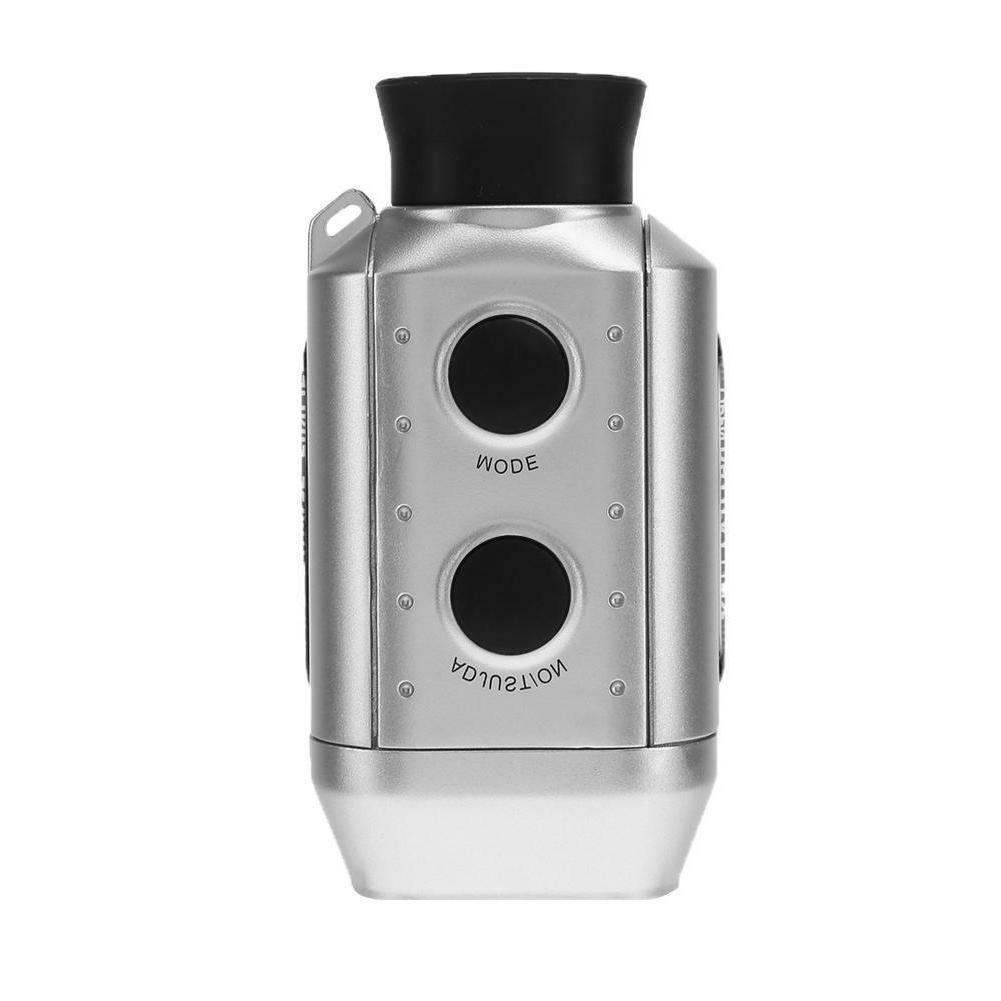Digital Optic 7 x Zoom Golf Finder Magnification Distance Measurer