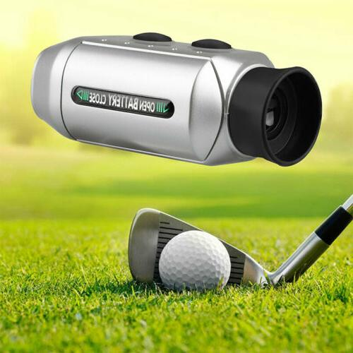 digital optic telescope golf range finder laser
