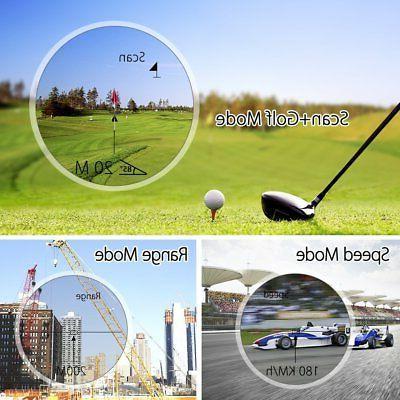 Eyoyo Golf Range Hunting Meter Speed Measurer 5-700