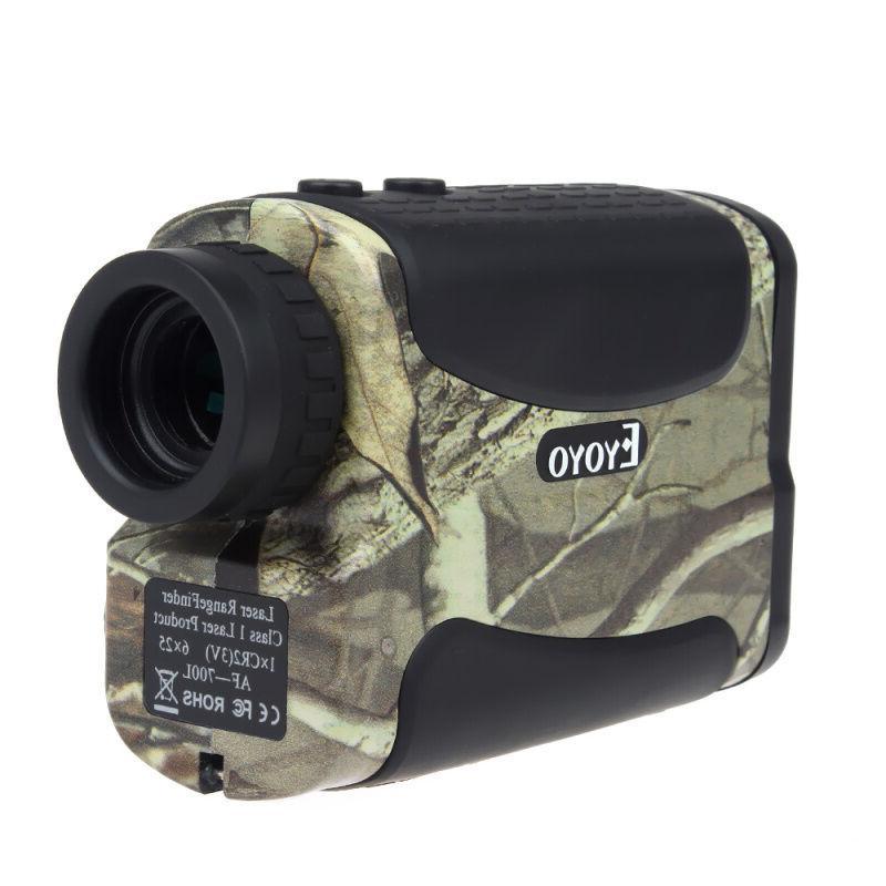 eyoyo camo golf laser rangefinder range finder