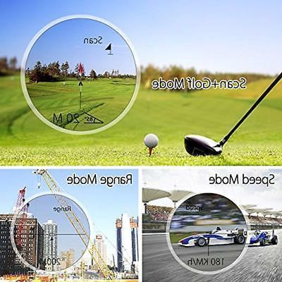 Eyoyo Golf Finder Hunting Distance Measurer 5-700