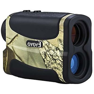 eyoyo rangefinders golf finder hunting distance meter
