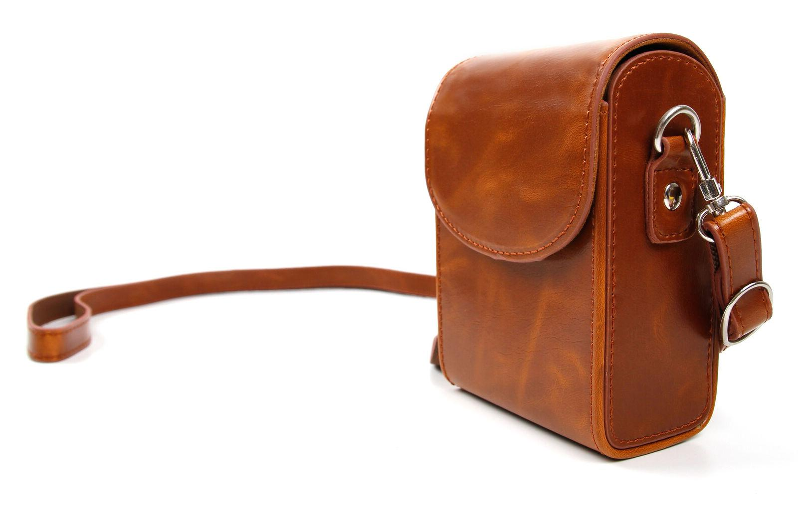 Faux Leather Brown Case For Slope