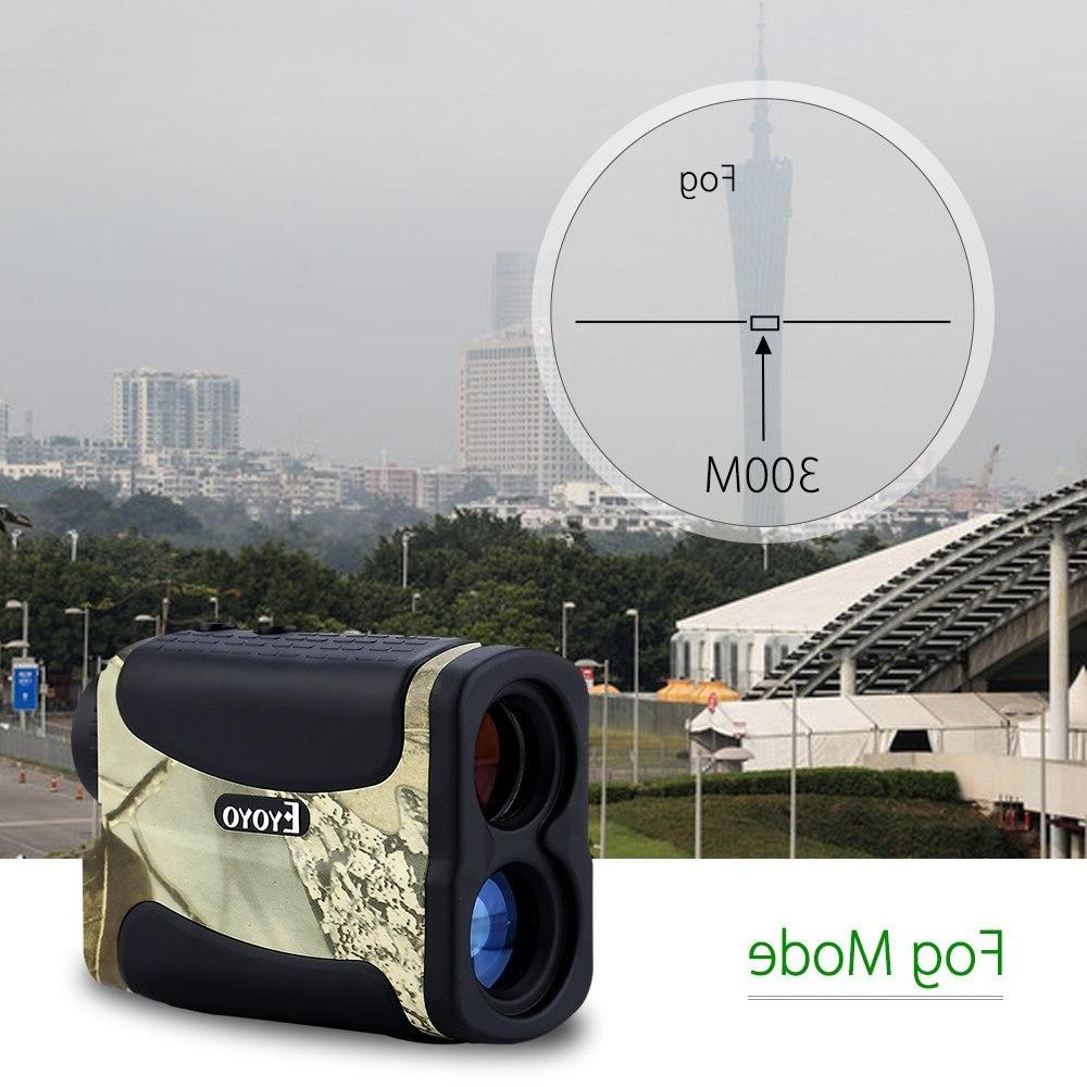 <font><b>EYOYO</b></font> Multifunction Hunting Distance Rangefinder