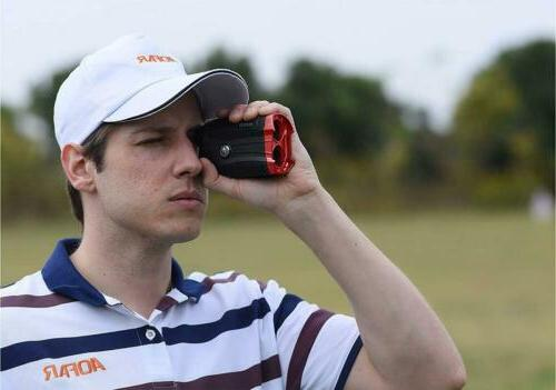AOFAR Golf Rangefinder with Slope Waterproof Range AF-600G,