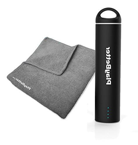 Garmin Approach Rangefinder | PlayBetter Charger, USB Car/Wall & Microfiber Hybrid Legal | Black Box