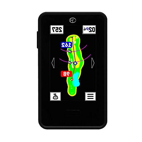 Golf Buddy GB3 VTX Talking Handheld GPS
