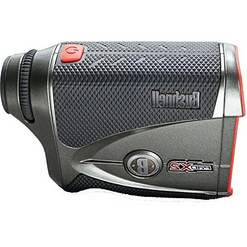 Bushnell GIFT X2 Rangefinder | Includes with Carrying Case, Ball