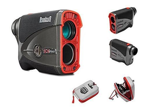 Bushnell Pro X2 Golf Laser BUNDLE with Ball Marker Clip Set and
