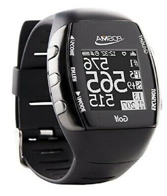 POSMA GPS Golf Watch Finder, HR, Activity Tracking, Heart Monitor