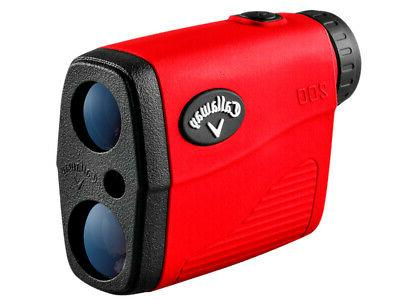 New Callaway Golf- 200 Laser Rangefinder Red