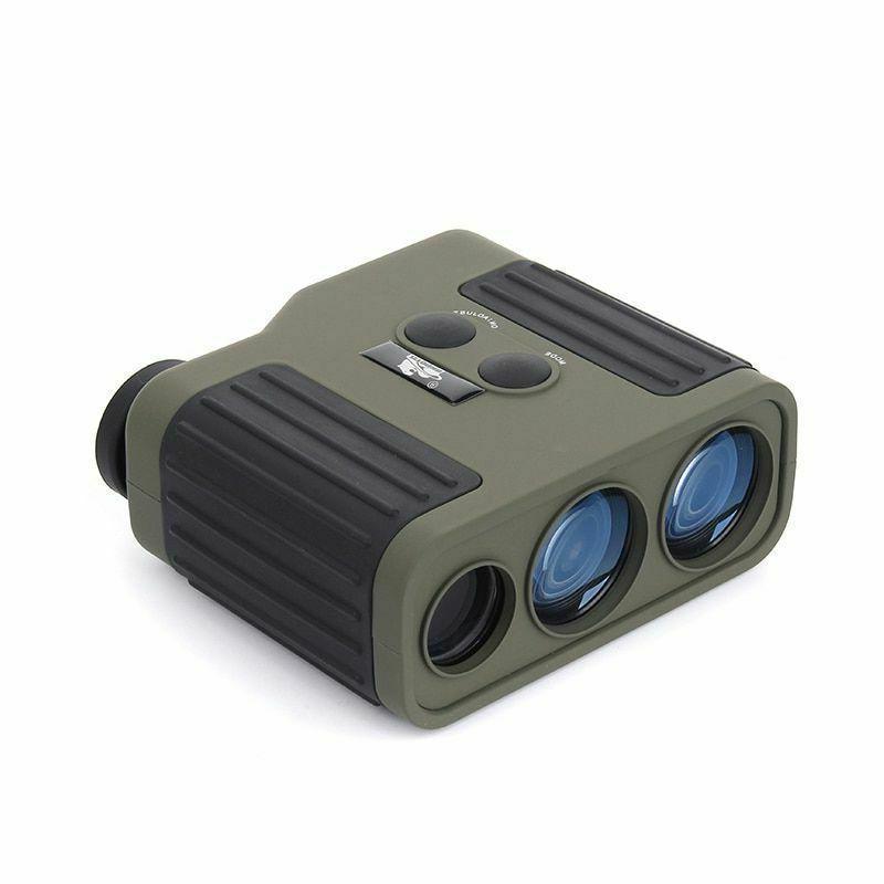 Golf Laser Binocular Range Finder Engineer